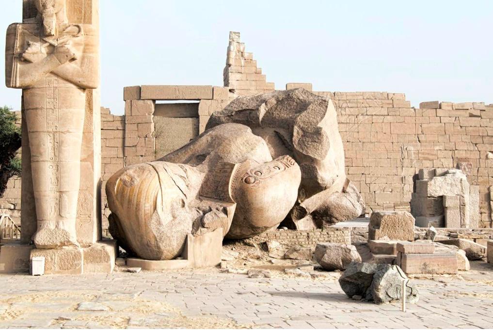 Храм Рамзеса в Абу Симбеле