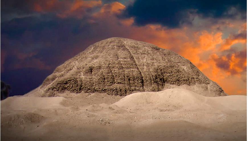 Комплекс фараона Аменемхета III в Хаваре