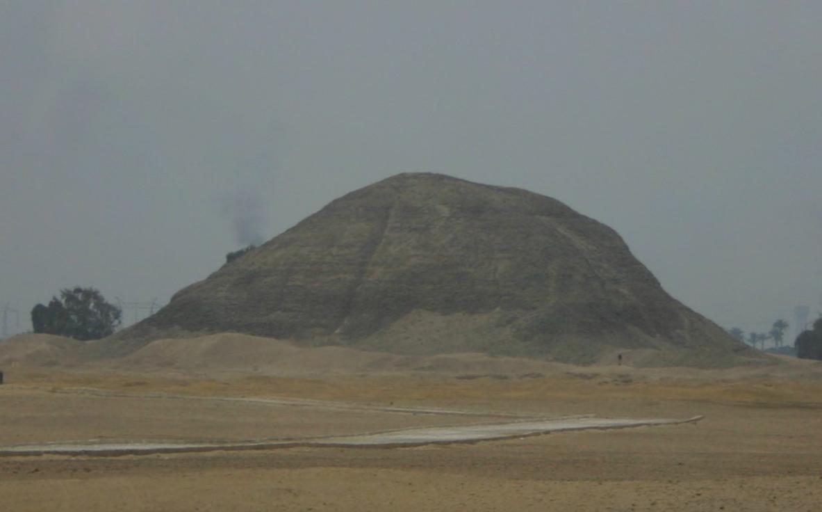 Пирамида в Хавар