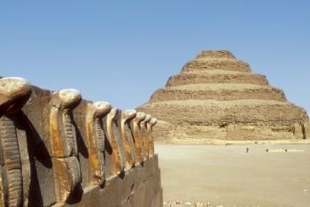 египет фото пирамида джосера