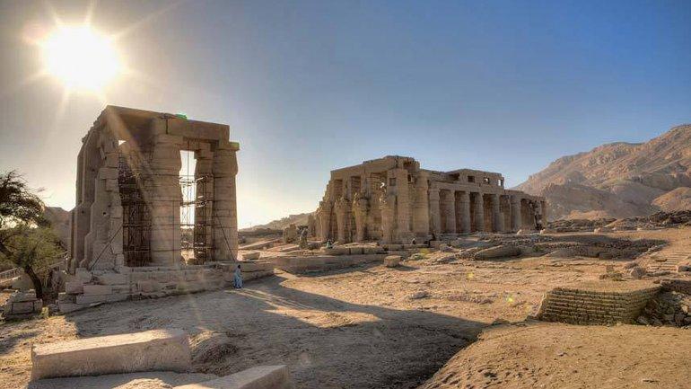 Храм Рамзеса 2