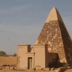 Пирамиды Древней Нубии