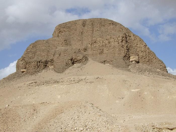 Пирамида Египта Лахун