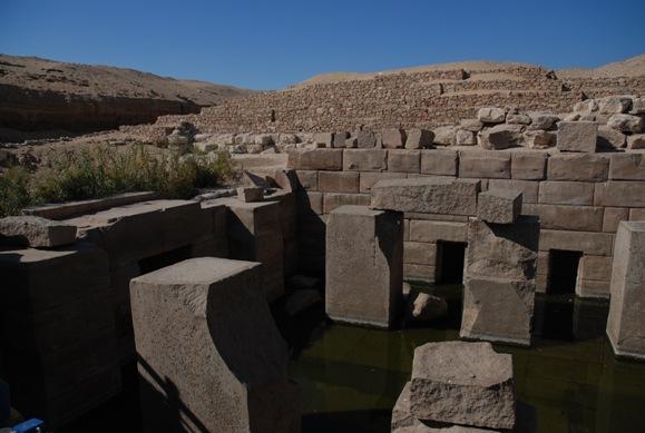 Храм Осирион, Абидос