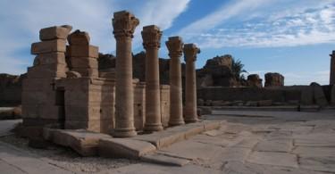 Храм Дендера, Луксор