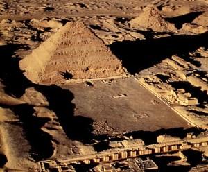 Египет фото. Пирамида Джоссера