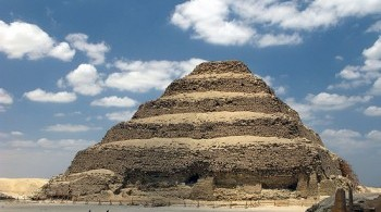 древний египет фото саккара