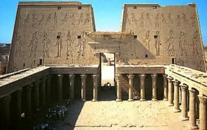 древний египет фото храм