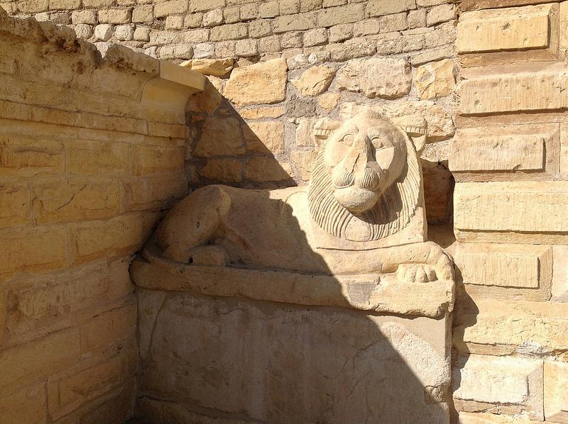 город древнего Египта
