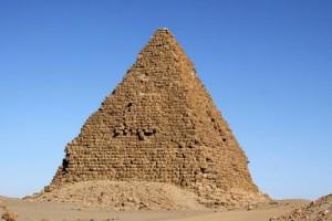 Пирамиды Древней Нубии, Нури