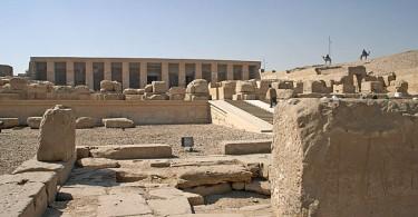 Храм Абидос, Луксор (Египет)