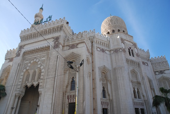 Мечети Александрии, Египет