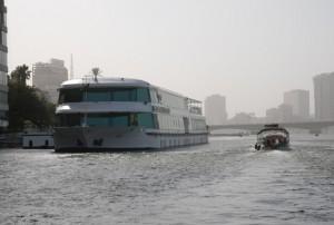 Река Нил, Каир