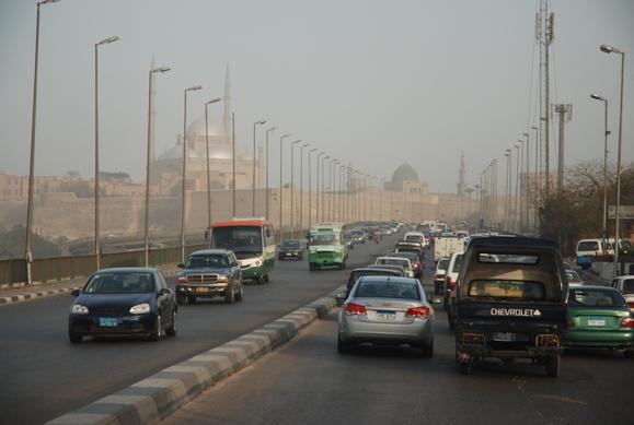 Цитадель Мухамеда Али, Каир