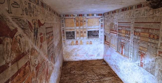 Некрополь Саккара, древний Египет