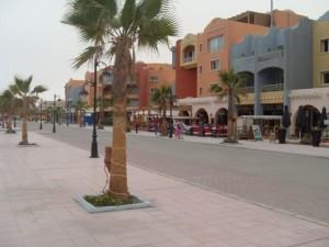 Набережная Марина, Хургада (Египет)