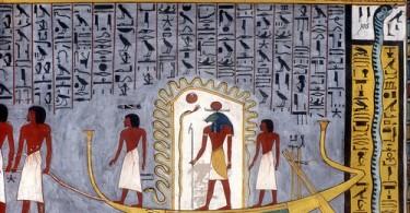 Артефакты Древнего Египта