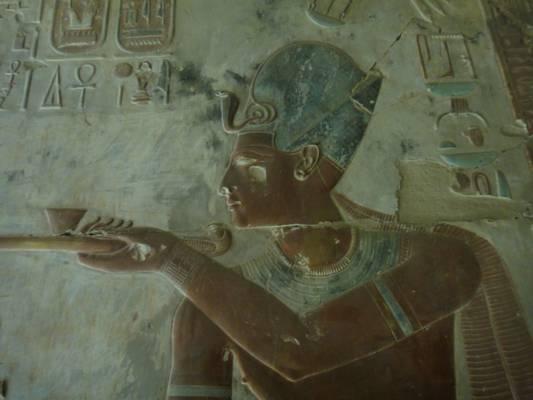 Фараон Древнего Египта Сети I