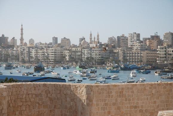 Александрия, Египет