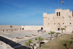 Форт Александрии, Египет