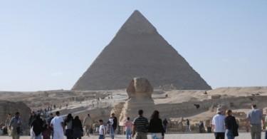 Пирамида Хефрена (Хуфу)