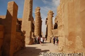 Карнакский храм, Луксор (Египет)