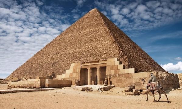 пирамиды фото