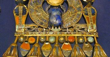 Ожерелье Тутанхамона Египет