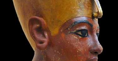 Фараон Египта Тутанхамон