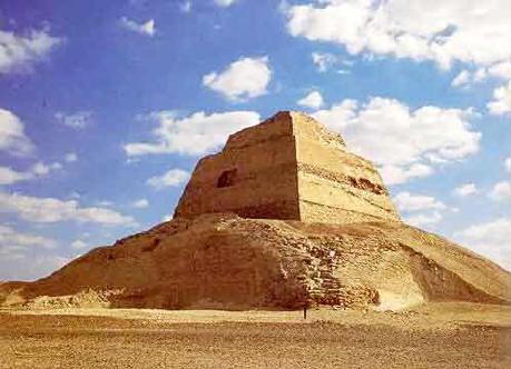 древний египет фото пирамида снефру