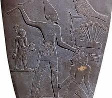 Фараон Нармер, Египет
