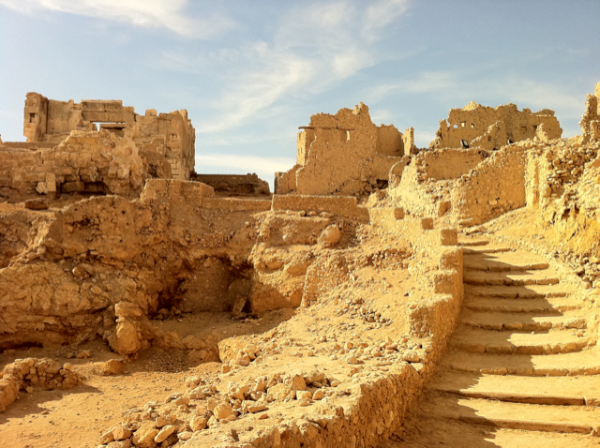 древний египет фото оазис сива