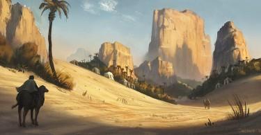 Оазис Фаюм, Египет