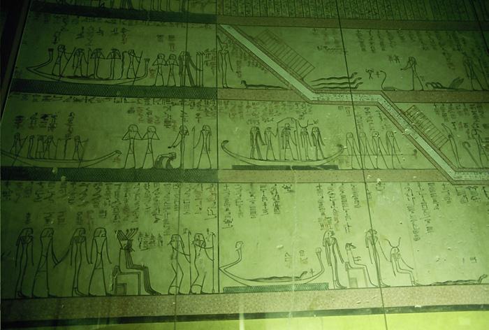 Гробница царицы Египта