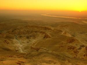Египет фото. Долина царей
