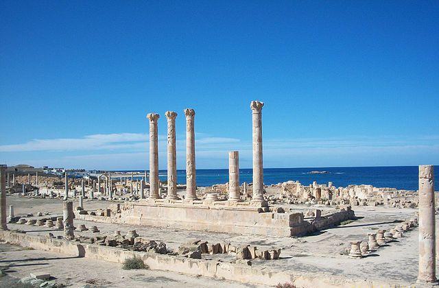 Сабрата, Ливия картинки