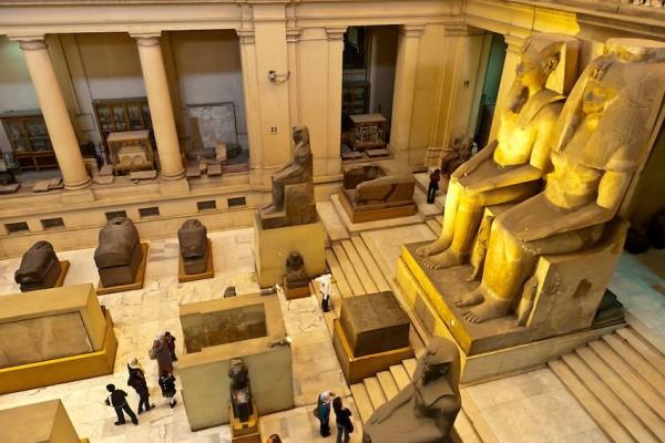 Египетский музей Каира