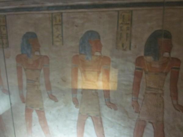 Гробница Нефертари, Луксор. Экскурсия в Луксор. Фото.