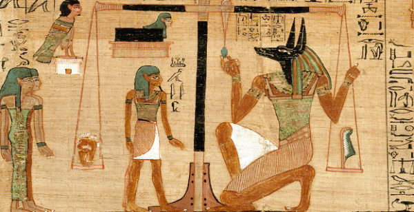 Книга Мертвых, Древний Египет