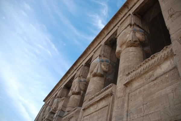 Храм Дендера (Хатхор), Египет фото