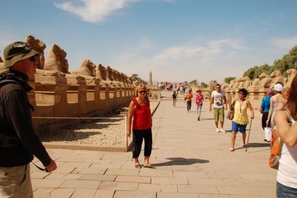 Экскурсия Карнакский храм, Луксор
