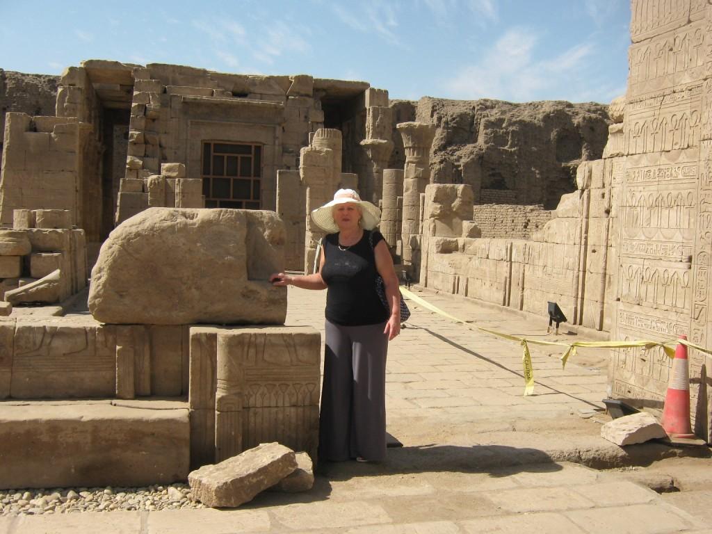 @Храм Храм в Эдфу, Асуан