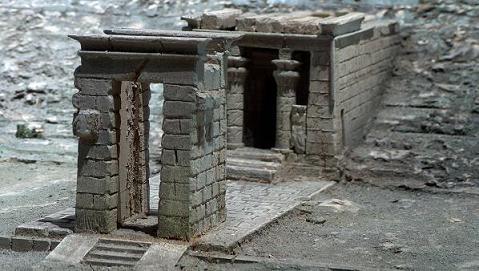 Храмы Древней Нубии