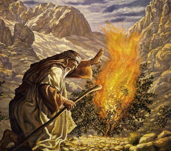 Пророк Моисей, Ветхий Завет