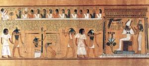 Книга Мертвых, древний Египе