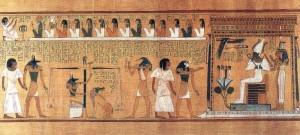 Книга Мертвых, древний Египеь фото