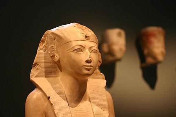 queen hatshepsut The blocks were discovered by the german archaeological institute on the island of elephantine, aswan in egypt and shed light on queen hatshepsut who was a successful ruler in around 1,473bc.