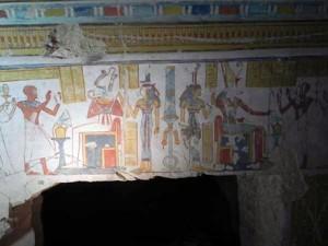 Гробница Аменхотепа, Асуан