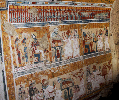 храмы древнего египта фото