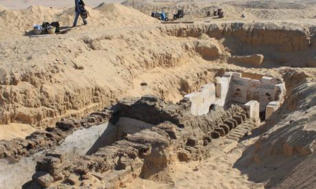 Гробница Абидоса, Египет
